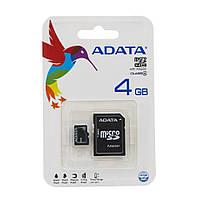 Карта Памяти A-data MicroSD 4gb 4 class