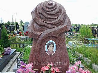 Памятник в виде цветка № 1