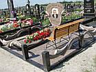 Пам'ятник у вигляді квітки № 3, фото 2