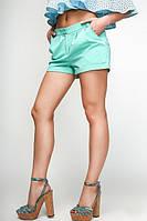 Шорты летние Классика 006 (4 цвета), женские летние шорты, шорты коттон