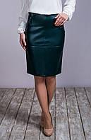 Юбка 6061, кожаная юбка, дропшиппинг