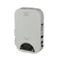 Стабилизатор напряжения настенный релейный LUXEON SW-2000, 2000VA, 1400ВТ, LED, 6 ступеней, 120-275V, 220 ± 7%, 2 Shuko,