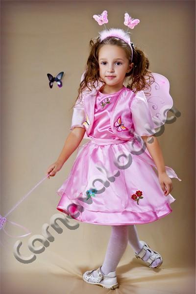 Костюм Бабочки для девочки, фото 1