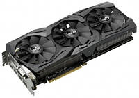 6ГБ NVIDIA GeForce GTX1060 (GDDR5) Asus (STRIX-GTX1060-6G-GAMING)