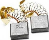 Угольные щетки CB-203 для дисковой пилы Makita 5103R/5143R/5903R/для фрезера Makita RP1801F/RP2301FC (191953-5)