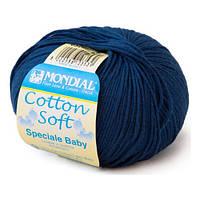 Пряжа Cotton Soft, цвет джинсовый