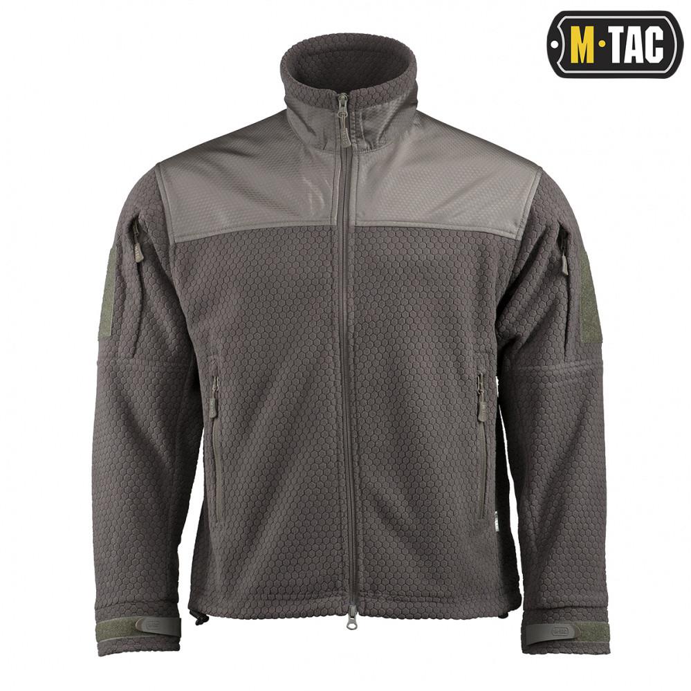Куртка Hexagon Alpha Microfleece Jacket Olive