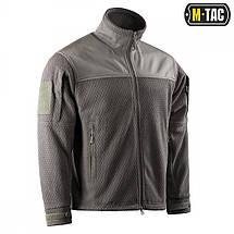 Куртка Hexagon Alpha Microfleece Jacket Olive, фото 2