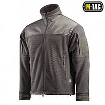 Куртка Hexagon Alpha Microfleece Jacket Olive, фото 3