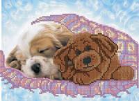 Схема для вышивки бисером «Сладкие сны»