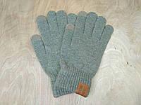 Перчатки мужские для сенсорных экранов Touch Screen SnowMaster green