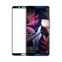 Защитное цветное стекло Mocolo (CP+) на весь экран для Huawei Mate 10 Pro Черный