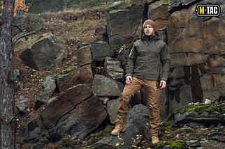 Куртка Norman Windblock Fleece оливковая, фото 3
