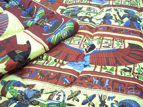 Одеяло Шерсть бязь ГОЛД 1,40*2,05