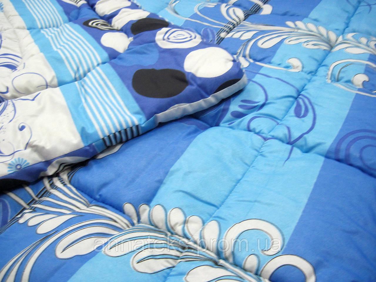 Одеяло Полушерстяное поликоттон 1,72*2,05