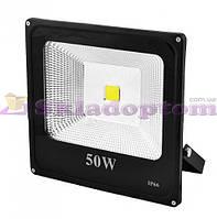 Прожектор светодиодный матричный SLIM YT-50W SMD, 4500Lm, IP66 (влагозащита) - 31**