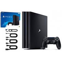 PlayStation 4 Pro 1Tb (Black) (9937562)