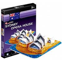 3D пазл CubicFun Сиднейский оперный театр мини (S3001h)