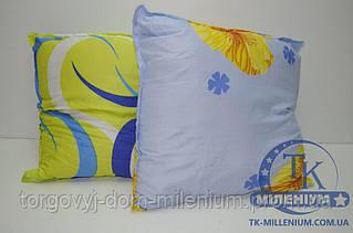 Подушка силиконовая размер 60/60 см 60*60