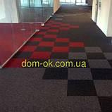 Ковровая плитка Solid stripe 578, фото 2