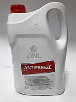 Охлаждающая жидкость GNL Antifreeze G12 + 5 кг
