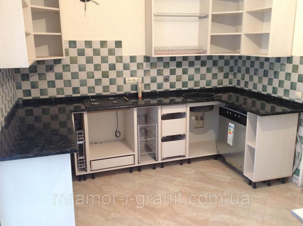 Кухонная столешница из лабрадорита 1