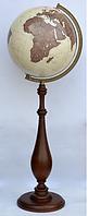 Глобус Glowala 420мм барокко парусники (русский язык)