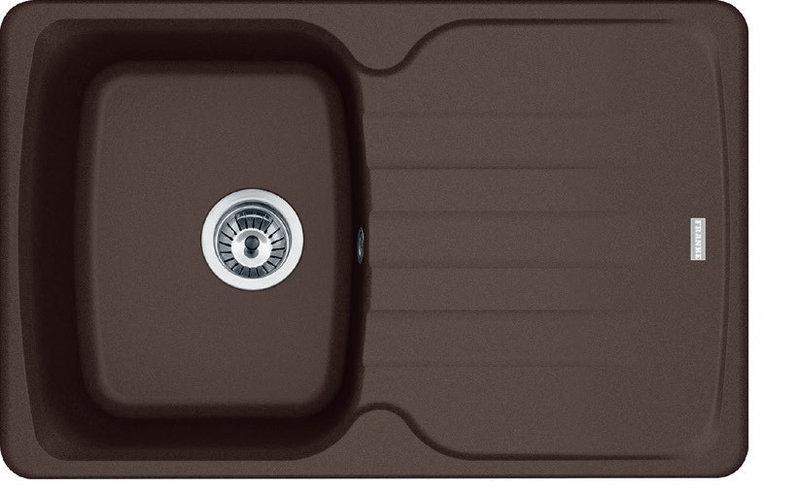 Мойка кухонная Franke AZG 611-78 шоколад