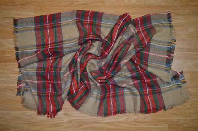Платок шарф плед Шанталь Фото 1