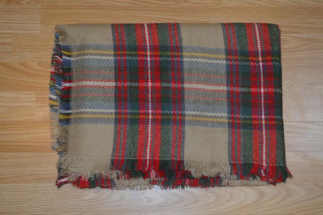 Платок шарф плед Шанталь Фото 2