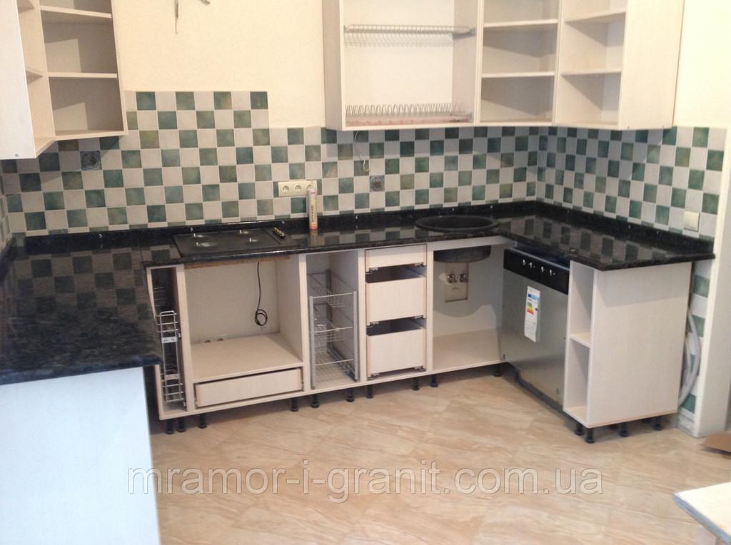 Кухонная столешница из лабрадорита 2