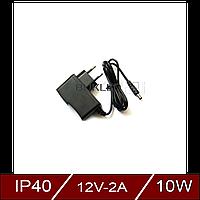 Негерметичные блоки питания 2А, 5В -  постоянное напряжение  AС220