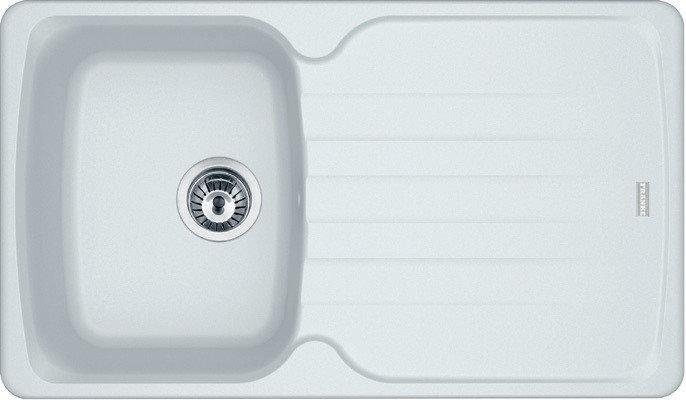 Мийка кухонна Franke AZG 611-86 білий