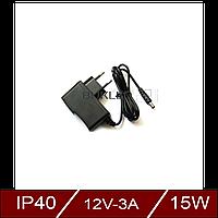 Негерметичные блоки питания 3А, 5В -  постоянное напряжение  AС220