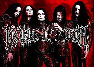 Плакат Cradle of Filth 01