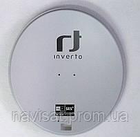 Спутниковая алюминиевая антенна Inverto (120см) IDLB-ALC120-KULGO-LPS белая