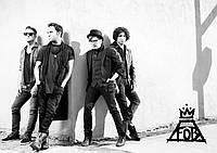 Плакат Fall Out Boy 01