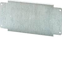 Плита монтажная металлическая с регул.глубиной h = 150мм для шкафов шириной 400мм