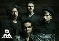 Плакат Fall Out Boy 02