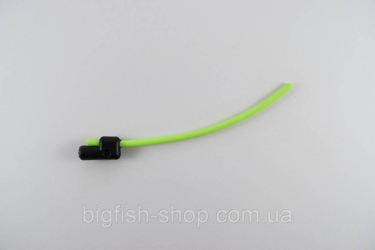 Кивок балансирный, силиконовый (зеленый)