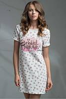 Молодежная ночная рубашка LND 095-001
