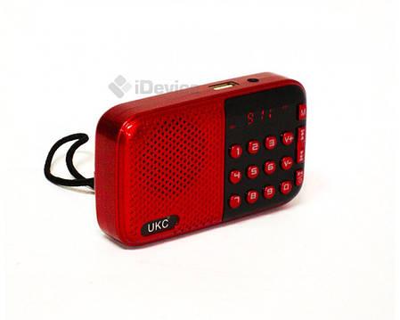 Радиоприёмник UKC F11 USB, фото 2