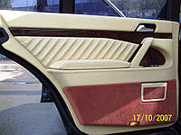 Перетяжка дверей автомобиля (карт), фото 1