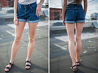Женские джинсовые шорты The Bark