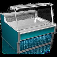 Холодильная витрина-прилавок Geneva-П-2,6 ОС РОСС