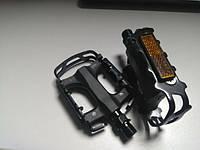 """Педали VP VPE-993 подшипники скольжения EPB System, 7мм бористая сталь, ось 9/16"""""""