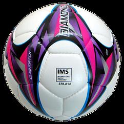 М'яч футбольний Diamond IMS Approved 378.A1A розмір 5