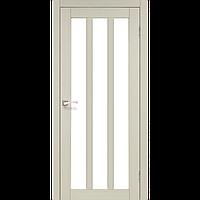 NAPOLI 02 Двери межкомнатные экошпон  стекло