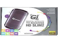 """Спутниковый тюнер ресивер HD Slim 2 (прошитый) """"GI"""""""