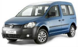 VW Caddy 04-15